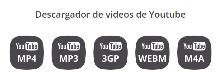 YT1s.com convertidor mp4 y mp3 gratuito