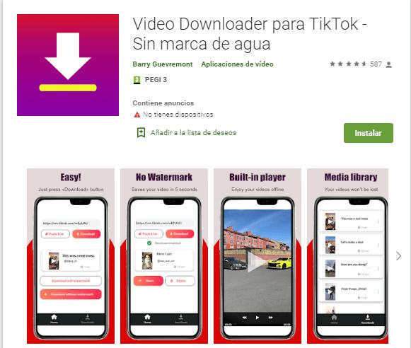 app sssTiktok android