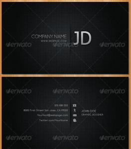 card business negro