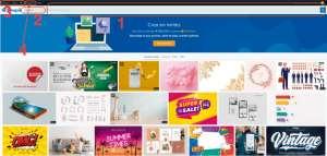 Como buscar imágenes en freepic