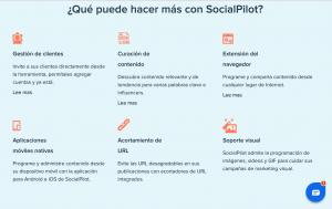 socialpilot como herramienta similar a hootsuite
