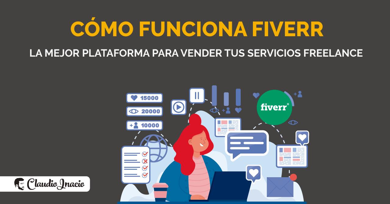 como funciona Fiverr España