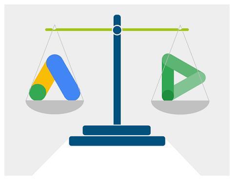 Diferencias entre Google DV360 y Google Ads